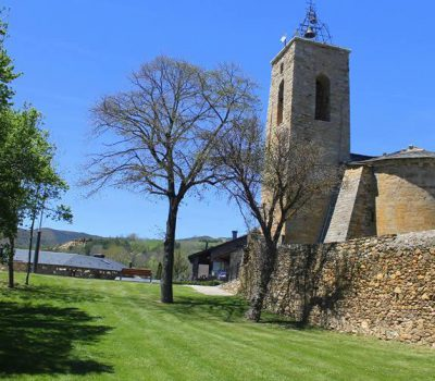 Culture and romanesque art in La Cerdanya